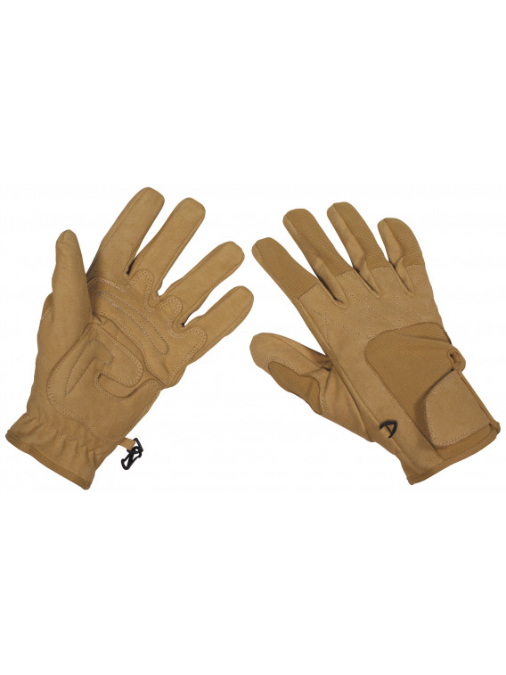 "Gants, ""Worker light"", coyote tan - Surplus militaire"