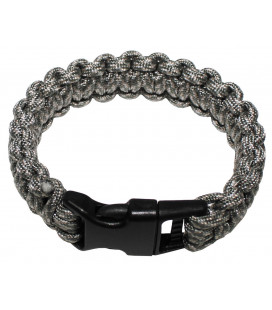 bracelet, ParaCord AT-digital, largeur 2,3 cm