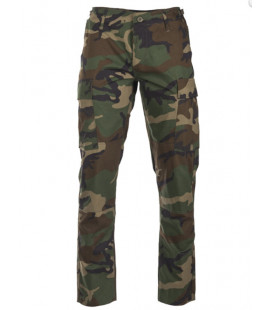 Treillis US BDU RS Slim Fit Woodland