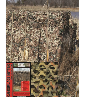Filet camouflage BasicLight BW Camo 3 x 2,2 m