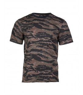 T-shirt camouflage Tiger stripe - Surplus militaire