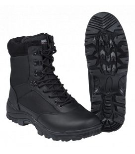 Chaussures Rangers Swat Boots noire homme