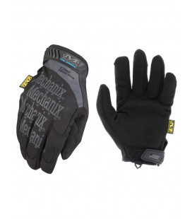 Gants Mechanix insulated noir