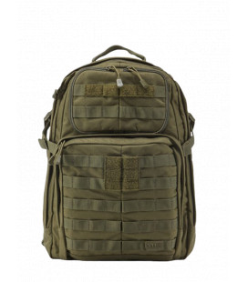 Sac à dos 5.11 Rush 24 Tactical vert 34L militaire - Surplus militaire