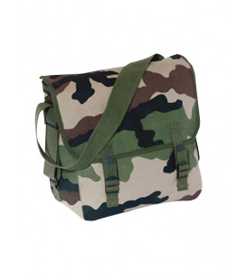 Musette militaire type amrée Camouflage CE