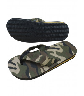 Tong camouflage pour militaire
