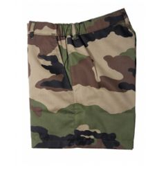 reasonable price new release catch Short court camouflage CE pour militaire homme
