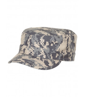 Casquette militaire camouflage Digital AT Type US