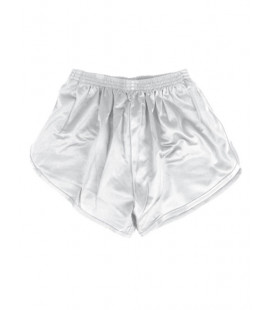 Short Militaire Running-Jogging COOLMAX® blanc