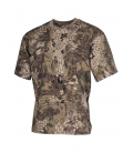 T-shirt camouflage Snake FG militaire
