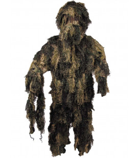 Ghillie suit camouflage woodland - Surplus militaire