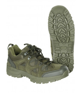"Chaussures basses, vert, ""Tactical Low"" - Surplus militaire"