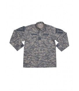 Veste militaire US ACU camouflage Digital AT - Surplus militaire