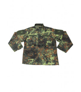 Veste militaire homme US ACU Army Combat camouflage Flecktarn