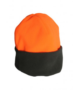 Bonnet Polaire orange fluo - Surplus militaire