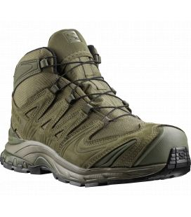 Rangers Salomon XA FORCES Mid GTX Verte - Surplus militaire