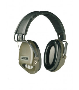 Casque MSA anti-bruit Supreme Basic vert OD