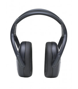 Casque MSA anti-bruit Left-Right noir Low 24dB