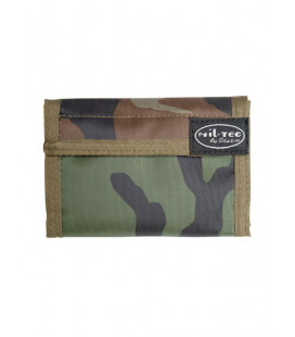 Portefeuille Camouflage Woodland - Surplus militaire