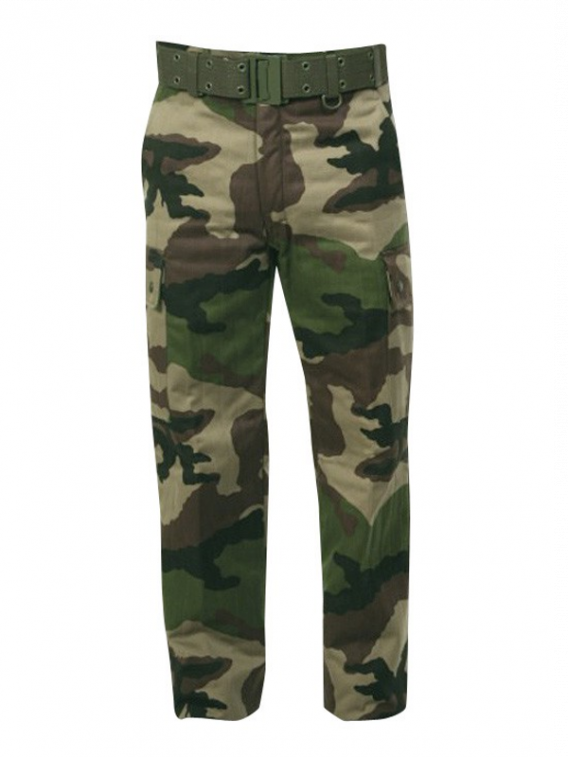 71a1f9e6d5a Pantalon militaire camouflage F1 grand froid homme