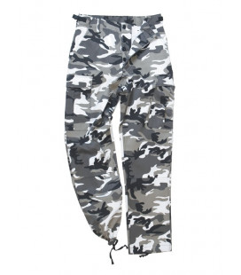 Pantalon militaire US type BDU Urban - Surplus militaire