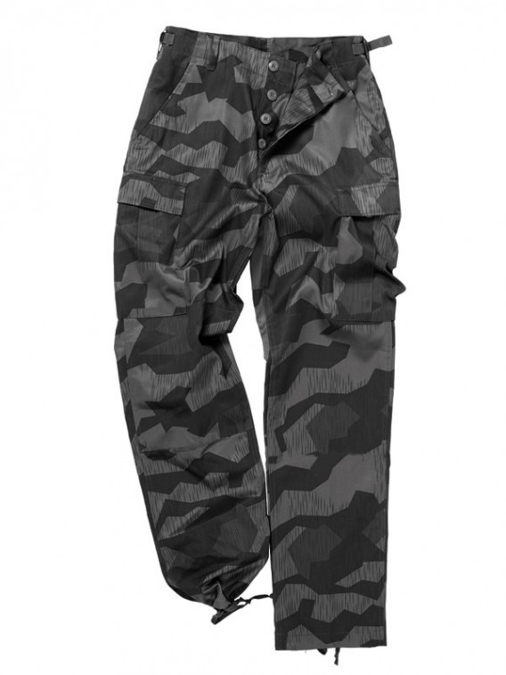 Pantalon US BDU flexible Splinter night