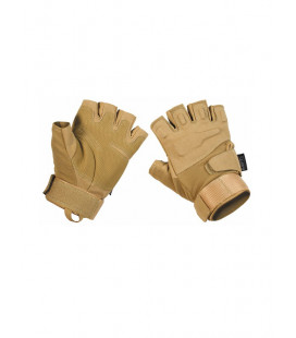 Gants mitaines tactiques coyote Protect