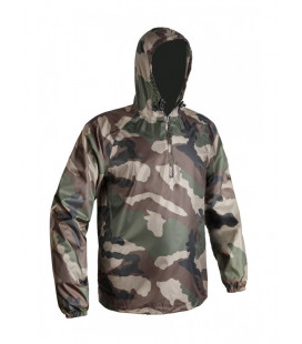 Coupe-vent homme ultra-light ripstop Cam ce militaire