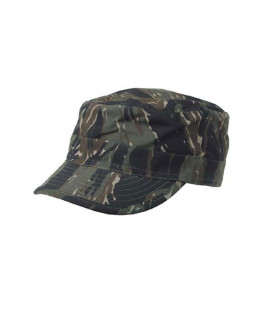 Casquette camouflage Tiger band US BDU ripstop militaire