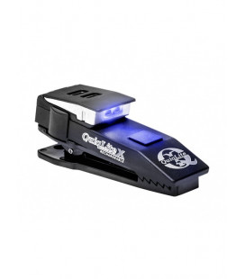 Lampe Quiqlite rechargeable blanc - UV