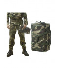 Sac Cargo 3 roues Camouflage CE