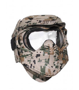 Masque de protection pour Airsoft camo digital