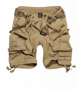 Short military Brandit Savage beige - Surplus militaire
