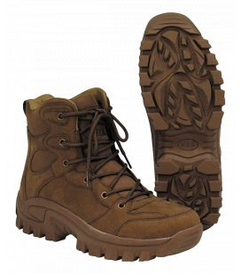 Rangers chaussure Commando coyote tan - Surplus militaire