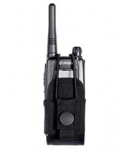 Porte radio First noir - Surplus militaire