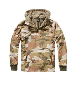 Veste coupe vent Luke Windbreaker light wood - Surplus militaire