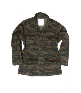 Veste Militaire US Type BDU tiger stripe - Surplus militaire