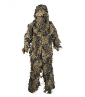 Tenue Ghillie Suit Anti Feu Woodland - Surplus militaire