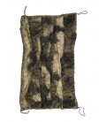 Couverture ghillie anti-feu Woodland