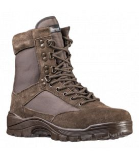Chaussures Tactical Boots SZ YKK Marron - Surplus militaire