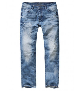 Pantalon Will Denim Jeans Bleu Brandit - Surplus militaire