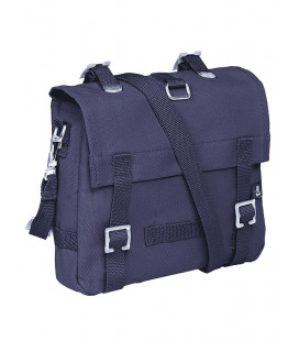 Musette Brandit Canvasbag small Unie Bleue
