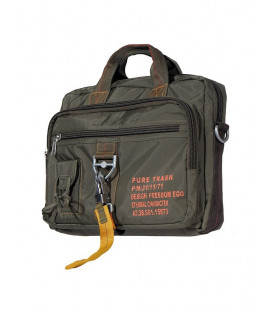 Musette Pure Trash Nylon Mousqueton - Surplus militaire