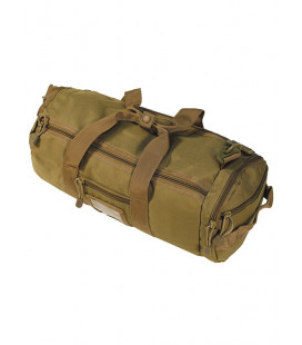 Sac Militaire Opération rond Molle coyote tan