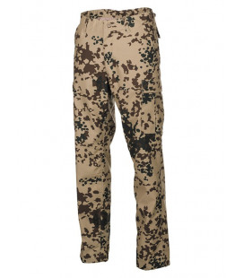 Pantalon US BDU, Type Tend camouflage tropical - Surplus militaire