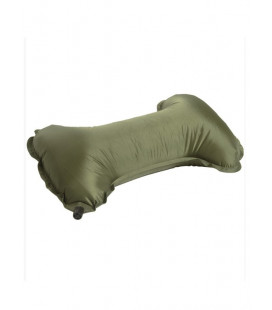 Coussin gonflable appui-tête gonflable Kaki