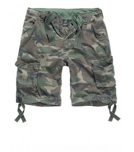 Short Urban Legend camouflage Woodland