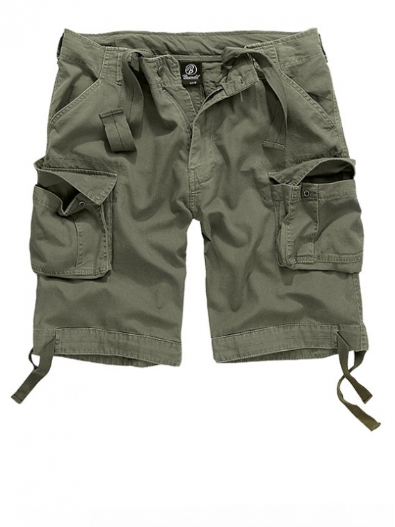 Short Urban Legend vintage Kaki - Surplus militaire
