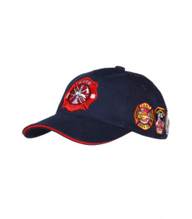 Casquette militaire army Baseball NYFD Heroes Bleu