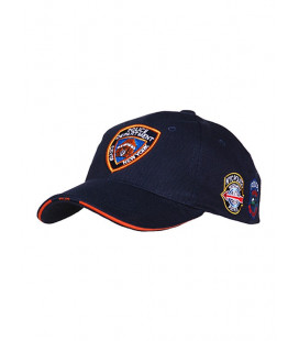 Casquette Baseball NYFD Police Department Bleu - Surplus militaire